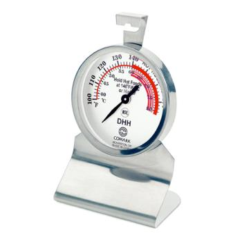 81143 - Comark - DHH - 100  - 175 F Hot Holding Dial Thermometer Product Image