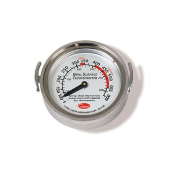 81234 - Cooper-Atkins - 3210-08-1-E - 100  - 600 F Grill Surface Thermometer Product Image