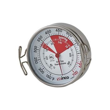WINTMTGS2 - Winco - TMT-GS2 - 150  - 700 F Grill Surface Thermometer Product Image