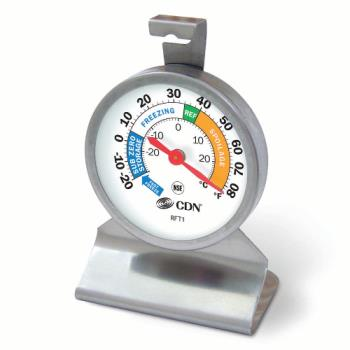 81228 - CDN  - RFT1 - -20  - 80 F Refrigerator/Freezer Thermometer Product Image