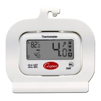 81241 - Cooper-Atkins - 2560 - -22  - 122 F Refrigerator/Freezer Thermometer Product Image