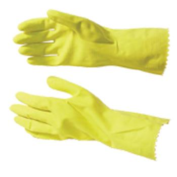 81525 - PIP - 48-L162Y - 12 in Latex Gloves (M) Product Image