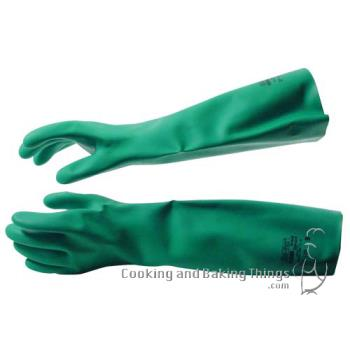 81567 - PIP - 50-368RPR - Medium Elbow Length Nitrile Gloves Product Image