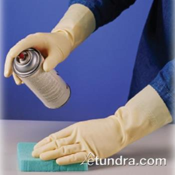 "PIN47L171NL - PIP - 47-L171N/L - 12"" Natural Latex Gloves w/ Grip (L) Product Image"