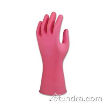 PIN48L185PXL - PIP - 48-L185P/XL - Lined Pink Latex Gloves w/ Grip (XL) Product Image