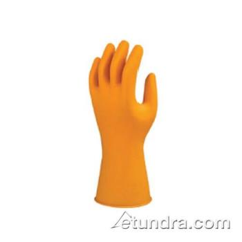 PIN48L185TL - PIP - 48-L185T/L - Lined Orange Latex Gloves w/ Grip (L) Product Image