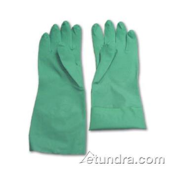 "PIN50N115GM - PIP - 50-N115G/M - 13"" Green 11 mil Nitrile Gloves w/ Super Grip (M) Product Image"