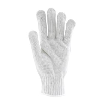 PIN22600M - PIP - 22-600M - Kut-Gard 7 ga Antimicrobial White Cut Resistant Glove (M) Product Image
