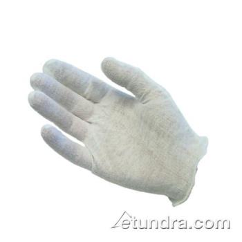 PIN97520H - PIP - 97-520H - Men's Medium Weight Cotton Gloves w/ Overcast Hem (L) Product Image