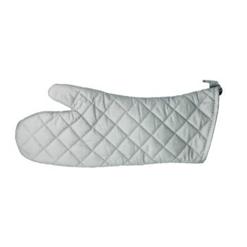 81500 - Winco - OMS-17 - 17 in Silicone Coated Oven Mitt Product Image