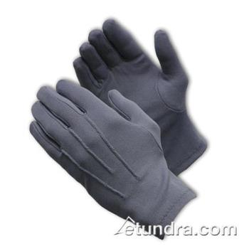 PIN130600GM - PIP - 130-600GM - Men's Gray Stretch Nylon Dress Gloves w/ Open Cuff (L) Product Image