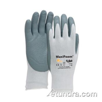 PIN34800M - PIP - 34-800/M - Maxifoam Gray Nitrile Coated Gloves (M) Product Image