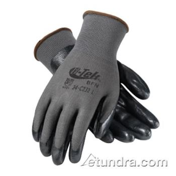 PIN34C232XS - PIP - 34-C232/XS - G-Tek Black Foam Nitrile Coated Gloves (XS) Product Image