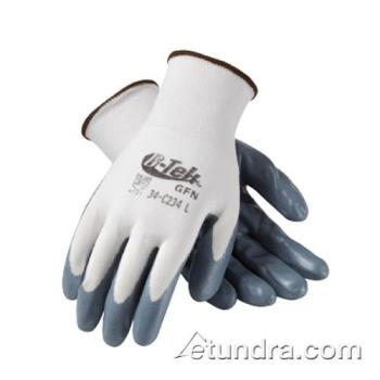 PIN34C234XS - PIP - 34-C234/XS - G-Tek Gray Foam Nitrile Coated Gloves (XS) Product Image