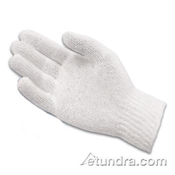 PIN35CB110S - PIP - 35-CB110/S - White Medium Weight Cotton/Polyester Gloves (S) Product Image