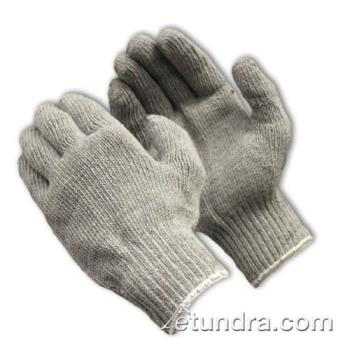 PIN35G410S - PIP - 35-G410/S - Gray Heavy Weight Cotton/Polyester Gloves (S) Product Image