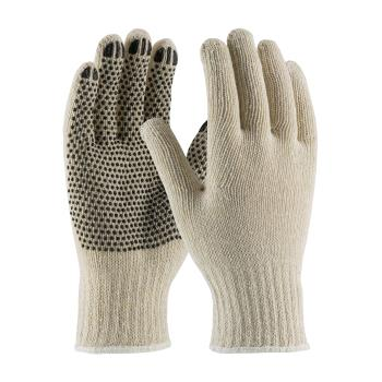 PIN36110PDM - PIP - 36-110PD/M - Cotton/Polyester Gloves w/ Dotted Palm (M) Product Image