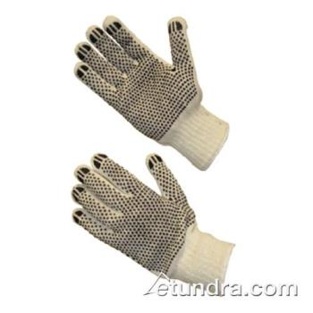 PIN36110PDDL - PIP - 36-110PDD/L - Cotton/Polyester Gloves w/ Dotted Coating (L) Product Image