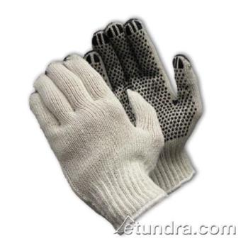 PIN36C330PDL - PIP - 36-C330PD/L - Heavy Weight Cotton/Polyester Gloves w/ Dotted Palm (L) Product Image