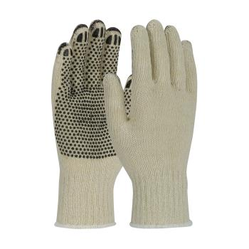 PIN36C330PDS - PIP - 36-C330PD/S - Heavy Weight Cotton/Polyester Gloves w/ Dotted Palm (S) Product Image