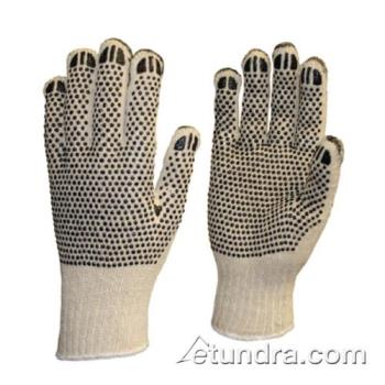 PIN36C330PDDS - PIP - 36-C330PDD/S - Heavy Weight Cotton/Polyester Gloves w/ Dotted Coating (S) Product Image