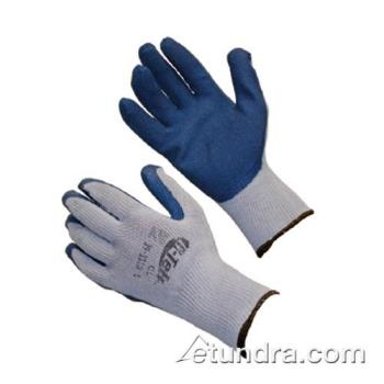PIN391310L - PIP - 39-1310/L - G-Tek Blue Latex Coated Gloves (L) Product Image