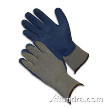 PIN39C1305L - PIP - 39-C1305/L - G-Tek Blue Latex Coated Gloves (L) Product Image