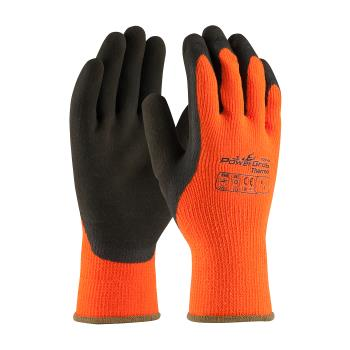 PIN411400XL - PIP - 41-1400/XL - ThermoGrip Orange Gloves w/ Latex Grip (XL) Product Image