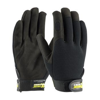 PIN120MX2805L - PIP - 120-MX2805/L - Black Mechanic's Glove (L) Product Image