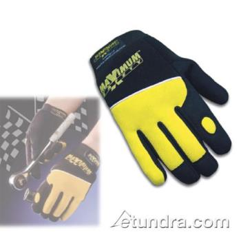 PIN120MX2820L - PIP - 120-MX2820/L - Black w/ Yellow Mechanic's Glove (L) Product Image
