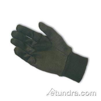 PIN95806 - PIP - 95-806 - Brown Men's Economy Grade Knit Gloves (L) Product Image