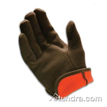 PIN95864 - PIP - 95-864 - Brown Heavy Weight Men's Fabric Gloves (L) Product Image