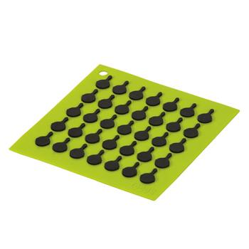 81793 - Lodge - AS7S51 - 7 in x 7 in Green Trivet Product Image