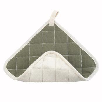 81501 - Winco - PH-8B - 8 in x 8 in Terry Cloth Hot Pad Product Image