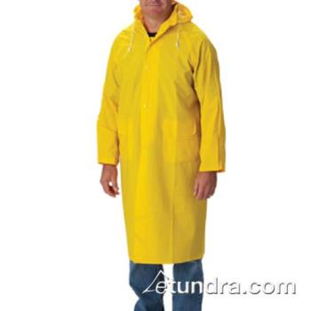 "PIN201300X4 - PIP - 201-300X4 - Yellow 48"" Raincoat (XXXXL) Product Image"