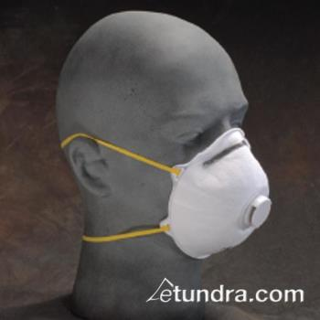 PIN2702050 - PIP - 270-2050 - Disposable White Cone Face Mask w/Valve Product Image