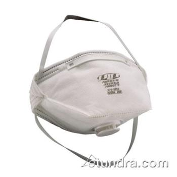PIN2703050 - PIP - 270-3050 - Disposable White Flat Respirator Mask w/ Valve Product Image