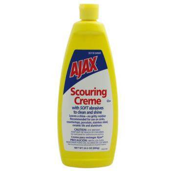 58186 - Colgate - 4941 - Ajax Scouring Creme Cleanser Product Image