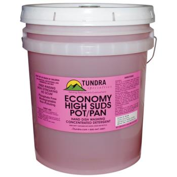 59244 - Tundra - 59244 - 5 Gallon Hi Suds Pot/Pan Detergent Product Image