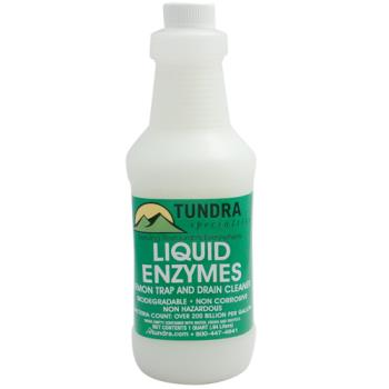58158 - Tundra - 58158 - 5 Zyme Lemon Trap & Drain Cleaner- Quart Product Image