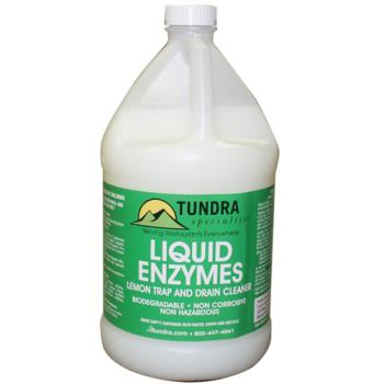 59240 - Tundra - 59240 - 5 Zyme Lemon Trap & Drain Cleaner- Gallon Product Image