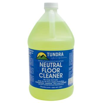 59239 - Tundra - 59239 - Floor Glow Neutral Floor Cleaner Product Image