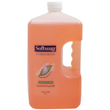 58850 - Colgate - 201903 - 1 Gal Softsoap Antibacterial Hand Soap Refill Product Image