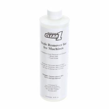 81488 - Scotsman - 19-0653-01 - Clear 1 Ice Machine Scale Remover and Cleaner - 16 oz Product Image