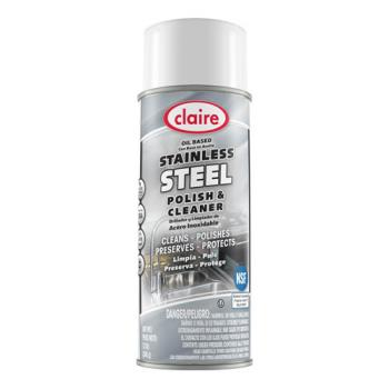 58184 - Claire - CA841 - Stainless Steel Polish & Cleaner Product Image