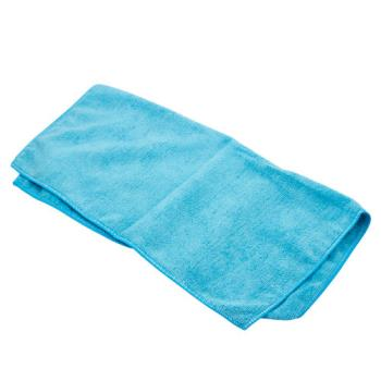 11336 - Commercial - 16 in Square Blue Microfiber Towel Product Image