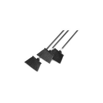 1712 - Carlisle - 4108303 - 56 in Black Sparta® Spectrum® Duo-Sweep® Angle Broom Product Image
