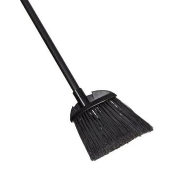 86848 - Rubbermaid - FG637400BLA - 35 in Black Lobby Broom Product Image