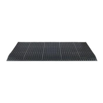 51222 - Commercial - 103-5034 - 3 ft x 5 ft x 1/2 in Black Floor Mat Product Image