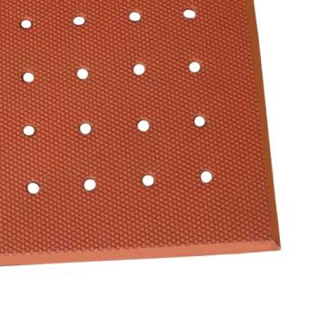 51278 - Cactus Mat Co. - 5000-R35 - 3 ft x 5 ft Red Anti-Fatigue Floor Mat Product Image